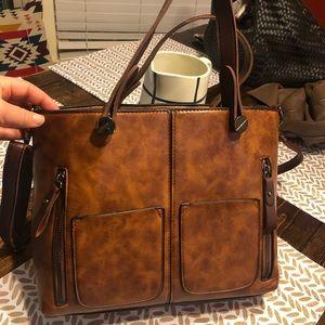 Ivy & Fig Large Capacity Designer Bag